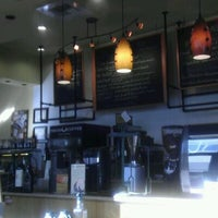 Photo taken at Press Coffee by Stephanie S. on 12/28/2011