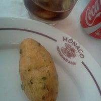 Photo taken at Princípe de Mônaco Bar e Restaurante by Carolina H. on 1/4/2012