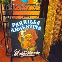 Photo taken at El Viejo Vizcacha by Marcos C. on 1/3/2011