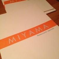 Photo taken at Miyama by Pablo B. on 7/31/2012