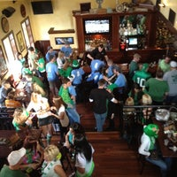 Photo taken at Paddy Whacks Irish Sports Pub by Charles P. on 3/17/2012