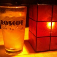Photo taken at Roscoe's by Rob G. on 10/14/2011