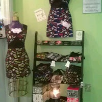 Photo taken at Jade Alexandra Boutique by Jade G. on 10/24/2011