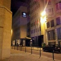 Photo prise au Sandton Hotel Brussels Centre par Verona T. le12/22/2011