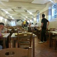 Photo taken at MATTARELLO - Pizzeria Forno a Legna by Al M. on 8/15/2012