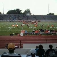 Photo taken at LaFortune Stadium by Skylar Y. on 9/30/2011