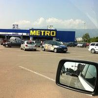 Das Foto wurde bei Metro Cash & Carry von Mamouk am 7/16/2011 aufgenommen