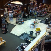 Photo taken at Barnes & Noble by Lou V. on 11/8/2011