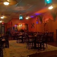 Photo taken at Casbah Restaurant by Richard B. on 5/15/2012