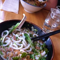 Photo taken at Mian Fan by Anne-Laure P. on 8/9/2011