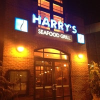 Photo taken at Harry's Seafood Grill by Jeff G. on 8/24/2012
