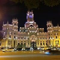 Foto tirada no(a) Palacio de Cibeles por Alejandro F. em 11/25/2011