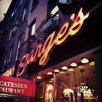 Photo taken at Sarge's Delicatessen & Diner by Aerik V. on 8/11/2012
