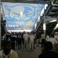 Photo taken at FIU Stadium by Franco C. on 9/18/2011