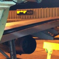 Photo taken at Gate A25 by Amy S. on 8/5/2011