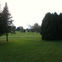 Photo taken at Farmington Country Club by Chris P. on 9/17/2011