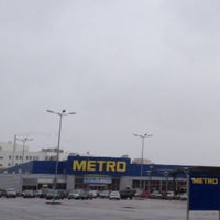 Photo taken at Парковка METRO Cash & Carry by Светлана on 4/8/2012