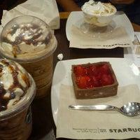 Photo taken at Starbucks Coffee by Belen N. on 2/24/2012