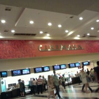Photo taken at Cinemark by Rodrigo A. on 3/19/2012