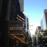 Photo prise au Belasco Theatre par Angel M. le5/31/2012