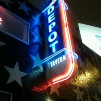 Photo taken at The Depot Tavern by Chris W. on 3/1/2012