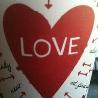 Photo taken at Starbucks by Joanna M. on 2/9/2012
