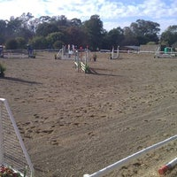 Photo taken at Fourways Riding Centre by Wayne P. on 7/10/2011