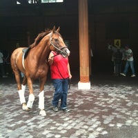Photo taken at Arlington Park by Ger R. on 8/6/2011