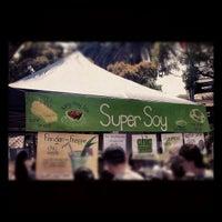 Photo taken at Sydney Sustainable Markets by 高手놀리밑™ on 10/21/2011