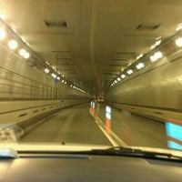 Photo taken at Queens-Midtown Tunnel by Andrew C. on 12/30/2011