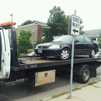 Photo taken at City of Minneapolis Impound Lot by Jenn N. on 8/28/2011