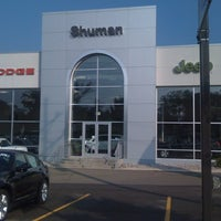 Photo taken at Shuman Chrysler Jeep by Nicole M. on 8/18/2011