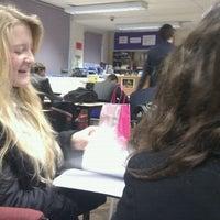 Photo taken at Chislehurst and Sidcup Grammar School by Alex R. on 11/14/2011