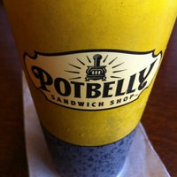 Photo taken at Potbelly Sandwich Shop by Kaydee F. on 7/14/2011