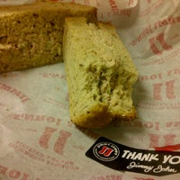 Photo taken at Jimmy John's by Jasmine S. on 1/13/2012