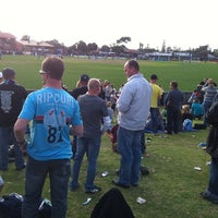 Photo taken at Glenelg Football Club by Ward on 8/13/2011