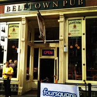Photo taken at Belltown Pub by Rob W. on 4/17/2012