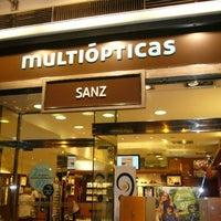Foto tomada en Multiópticas Sanz por optimovil el 5/6/2012