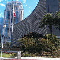Photo taken at Hyatt Regency Century Plaza by Kelly K. on 9/25/2011