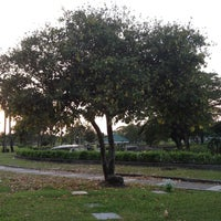 Photo taken at Manila Memorial Park by RJ M. on 4/5/2012
