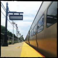 Photo taken at LIRR - Nassau Blvd Station by bethanne on 6/19/2012