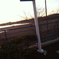 Photo taken at Westport Light Rail Station by Abby Rose on 3/6/2012