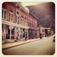 Photo taken at Georgetown, CO by Zoeper on 8/10/2012