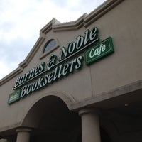 Photo taken at Barnes & Noble by Fred G. on 5/14/2012