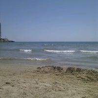 Photo taken at Playa De La Concha by Raquel S. on 6/27/2012