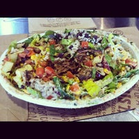 Photo taken at Chipotle Mexican Grill by Jennifer N. on 2/1/2012