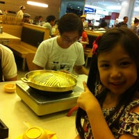 Photo taken at Bar B Q Plaza by Bebee Chic S. on 12/5/2011