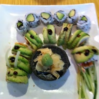 Photo taken at Sushi Shop by Mario N. on 9/17/2011