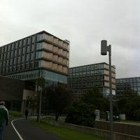 Photo taken at Allianz Ireland by Nidnoi on 7/19/2011