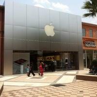 Photo taken at Apple Mall of Louisiana by Jason W. on 5/28/2012